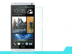خرید آنلاین محافظ صفحه نمایش شیشه ای HTC One Max مارک Nillkin