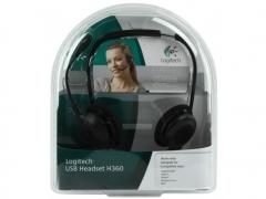 قیمت هدست لاجیتک مدل Logitech H360