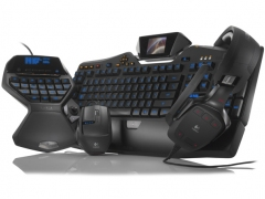 خرید هدست لاجیتک مدل Logitech G930 Wireless Gaming
