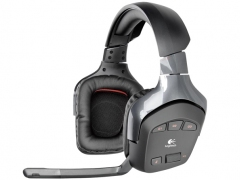 قیمت هدست لاجیتک مدل Logitech G930 Wireless Gaming
