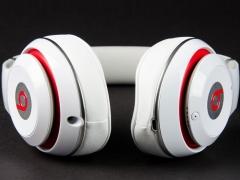 فروش آنلاین هدفون استودیو بیتس الکترونیکز Beats Dr.Dre Studio V2 White