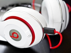 فروش اینترنتی هدفون استودیو بیتس الکترونیکز Beats Dr.Dre Studio V2 White