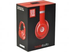 قیمت هدفون استودیو بیتس الکترونیکز Beats Dr.Dre Studio V2 Red
