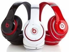 خرید عمده هدفون استودیو بیتس الکترونیکز Beats Dr.Dre Studio V2 Red