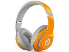 فروش هدفون استودیو بیتس الکترونیکز Beats Dr.Dre Studio V2 Orange Limited Edition