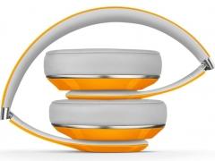 خرید اینترنتی هدفون استودیو بیتس الکترونیکز Beats Dr.Dre Studio V2 Orange Limited Edition