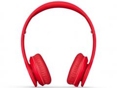 خرید اینترنتی هدفون بیتس الکترونیکز Beats Dr.Dre Solo HD Matte Red