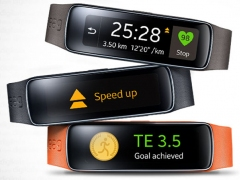 فروش اینترنتی ساعت هوشمند سامسونگ Samsung Gear Fit