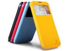 قیمت کیف چرمی Huawei Ascend G730 مارک Nillkin