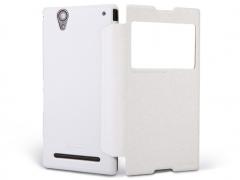 فروش کیف چرمی Sony Xperia T2 Ultra مارک Nillkin