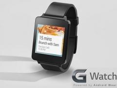 خرید ساعت هوشمند ال جی LG G Watch