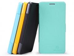 فروش عمده کیف چرمی Huawei Ascend D2 مارک Nillkin