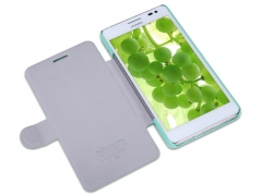 خرید کیف چرمی Huawei Ascend D2 مارک Nillkin