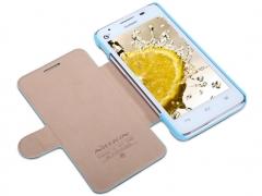 فوشگاه آنلاین کیف چرمی Huawei Ascend G520 مارک Nillkin