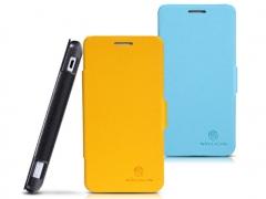 فروش اینترنتی کیف چرمی Huawei Ascend G520 مارک Nillkin