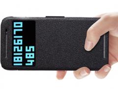 خرید اینترنتی کیف چرمی HTC One M8 مارک Nillkin