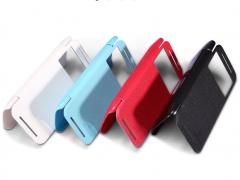 خرید کیف چرمی HTC One M8 مارک Nillkin