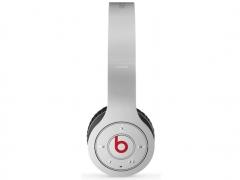 فروشگاه اینترنتی هدفون استودیو بیتس الکترونیکز Beats Dr.Dre Wireless Silver
