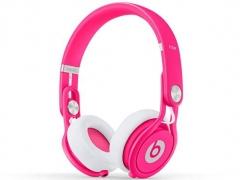 خرید عمده هدفون استودیو بیتس الکترونیکز Beats Dr.Dre Mixr Limited Edition Pink