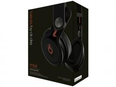 فروش آنلاین هدفون استودیو بیتس الکترونیکز Beats Dr.Dre Mixr David Guetta Black