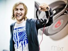 خرید آنلاین هدفون استودیو بیتس الکترونیکز Beats Dr.Dre Mixr David Guetta Black