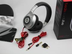 خرید هدفون بیتس الکترونیکز Beats Dr.Dre Executive Silver