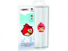قیمت فلش مموری  Emtec Angry Birds Red 8GB