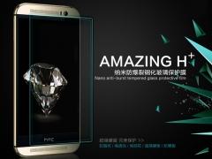 خرید اینترنتی محافظ صفحه نمایش شیشه ای HTC One M8 مارک Nilkin
