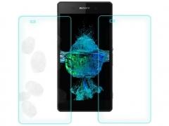 خرید محافظ صفحه نمایش شیشه ای Sony Xperia Z2 مارک Nilkiin