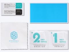 خرید عمده محافظ صفحه نمایش شیشه ای Samsung Galaxy S5 مارک Nilkiin