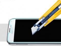 خرید محافظ صفحه نمایش شیشه ای Samsung Galaxy S5 مارک Nilkiin