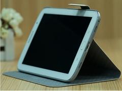 """فروش اینترنتی کیف چرمی مدل01 Samsung Galaxy Note 8"""" N5100 مارک HOCO"""