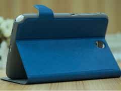 "خرید آنلاین کیف چرمی مدل01 Samsung Galaxy Note 8"" N5100 مارک HOCO"