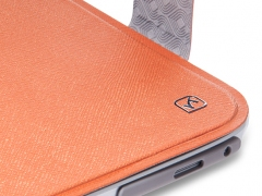 """خرید اینترنتی کیف چرمی مدل01 Samsung Galaxy Note 8"""" N5100 مارک HOCO"""