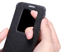 خرید کیف چرمی LG G2 Mini مارک Nilkin