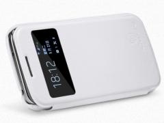 خرید پستی کیف چرمی مدل01 Samsung Galaxy S4 Mini مارک Nillkin