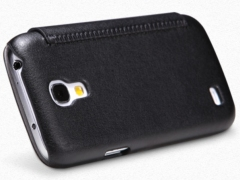 فروش اینترنتی کیف چرمی مدل01 Samsung Galaxy S4 Mini مارک Nillkin