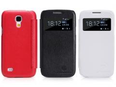 خرید عمده کیف چرمی مدل01 Samsung Galaxy S4 Mini مارک Nillkin