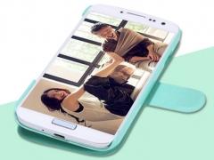 کیف چرمی Samsung Galaxy S4 مارک Nillkin