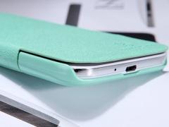 خرید پستی کیف چرمی Samsung Galaxy S4 مارک Nillkin
