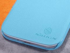 خرید کیف چرمی Samsung Galaxy S4 مارک Nillkin