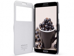 فروشگاه اینترنتی کیف چرمی Samsung Galaxy Note 3 Neo مارک Nillkin