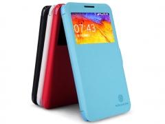 خرید آنلاین کیف چرمی Samsung Galaxy Note 3 Neo مارک Nillkin