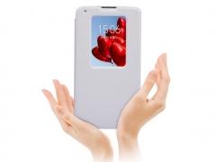 خرید آنلاین کیف چرمی LG G Pro 2 مارک Nillkin