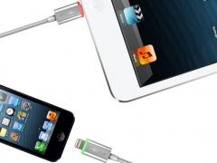خرید پستی کابل لایتنینگ به Mipow CCL03 USB