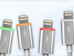خرید کابل لایتنینگ به Mipow CCL03 USB