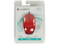 قیمت موس اپتیکال لاجیتک Logitech Wired M105