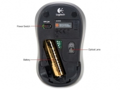 فروش عمده موس اپتیکال لاجیتک Logitech Wireless M185