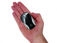 فروش پستی موس اپتیکال لاجیتک Logitech Wireless Mini M187
