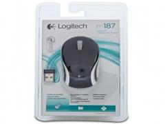 خرید اینترنتی موس اپتیکال لاجیتک Logitech Wireless Mini M187